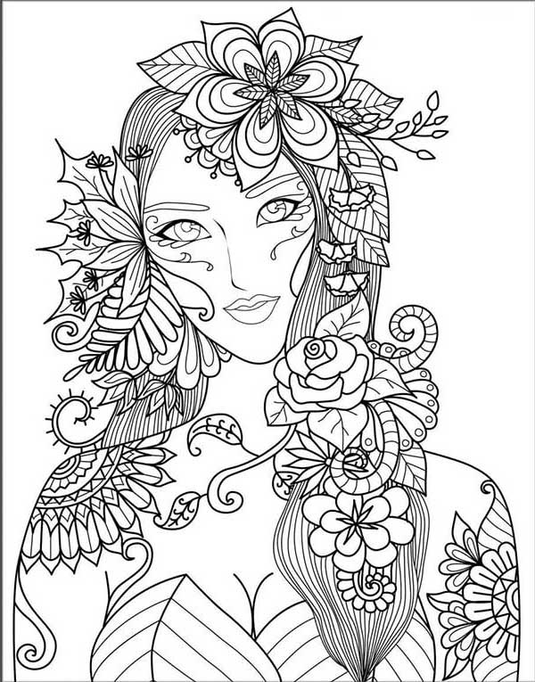 Best Free Printable Aesthetic Coloring Pages For Kids