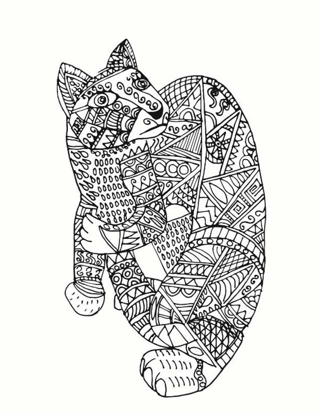 Pictures of Alebrijes coloring pages