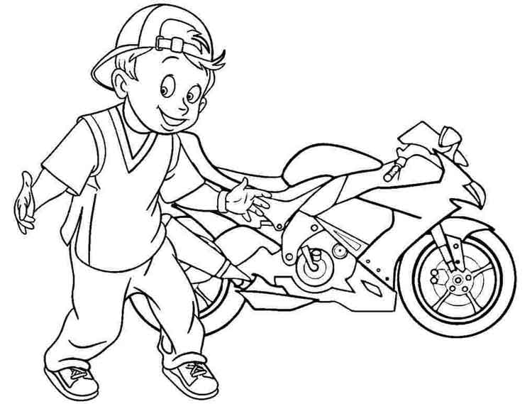 - 11 Best Free Printable Boy Coloring Pages For Kids