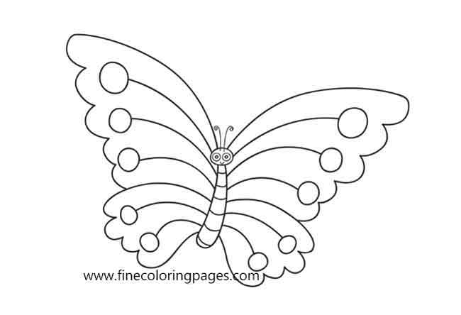 - 11 Best Free Printable Butterfly Coloring Pages For Kids