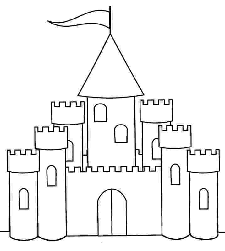12 Best Free Printable Castle Coloring Pages for Kids and ...