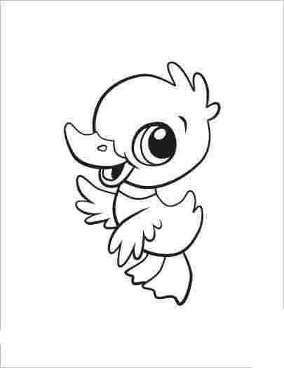 - 10 Best Free Printable Baby Animal Coloring Pages For Kids