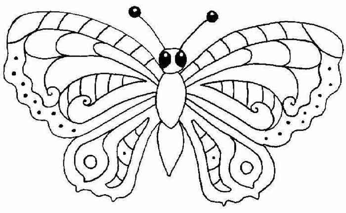 11 Best Free Printable Butterfly Coloring Pages For Kids