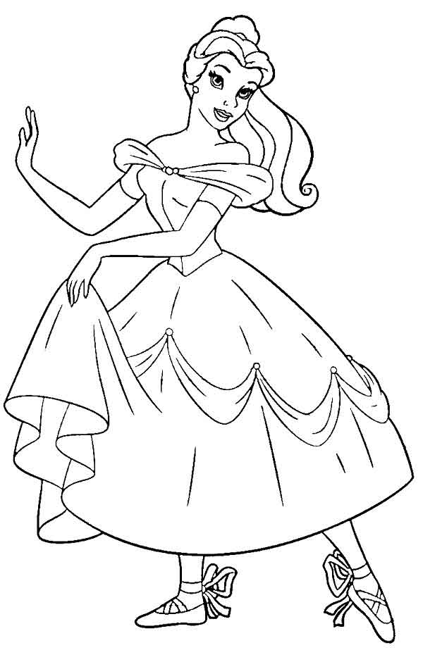 - 10 Best Free Printable Ballerina Coloring Pages For Kids