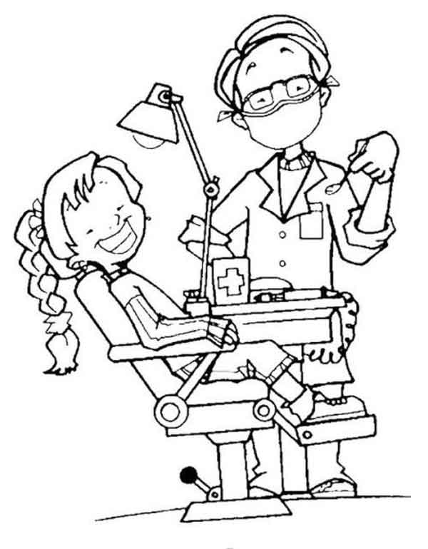 - 11 Best Free Printable Dental Coloring Pages For Kids