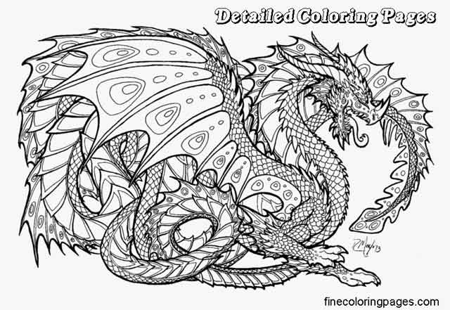 - 13 Best Free Printable Detailed Coloring Pages For Kids