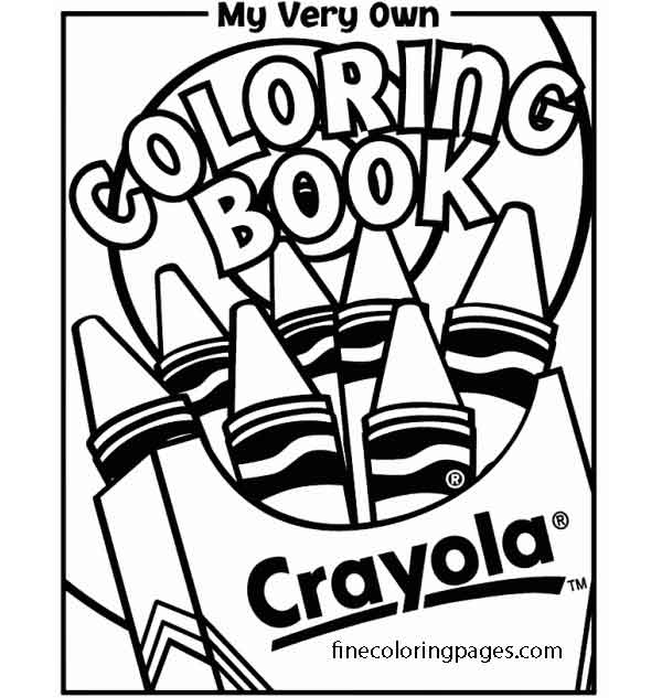 13 Best Free Printable Crayola Coloring Pages For Kids